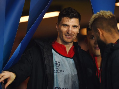Thomas Meunier angers PSG fans after 'liking' Manchester United post celebrating Watford win