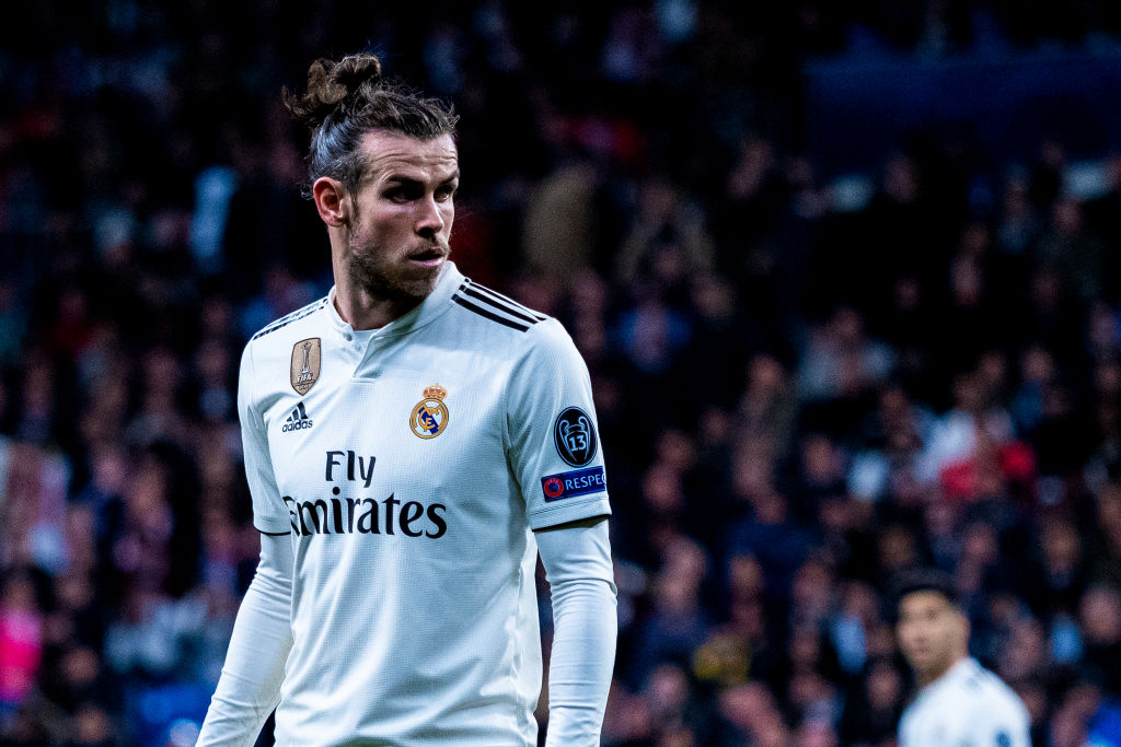 Gareth Bale to decide Real Madrid future at the end of the season