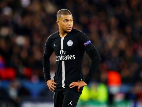 Kylian Mbappe admits he hasn't been able to sleep since Manchester United's stunning win against PSG