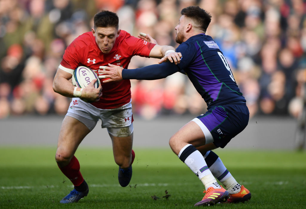 Wales maintain Six Nations top spot after hard-fought 18-11 victory over Scotland