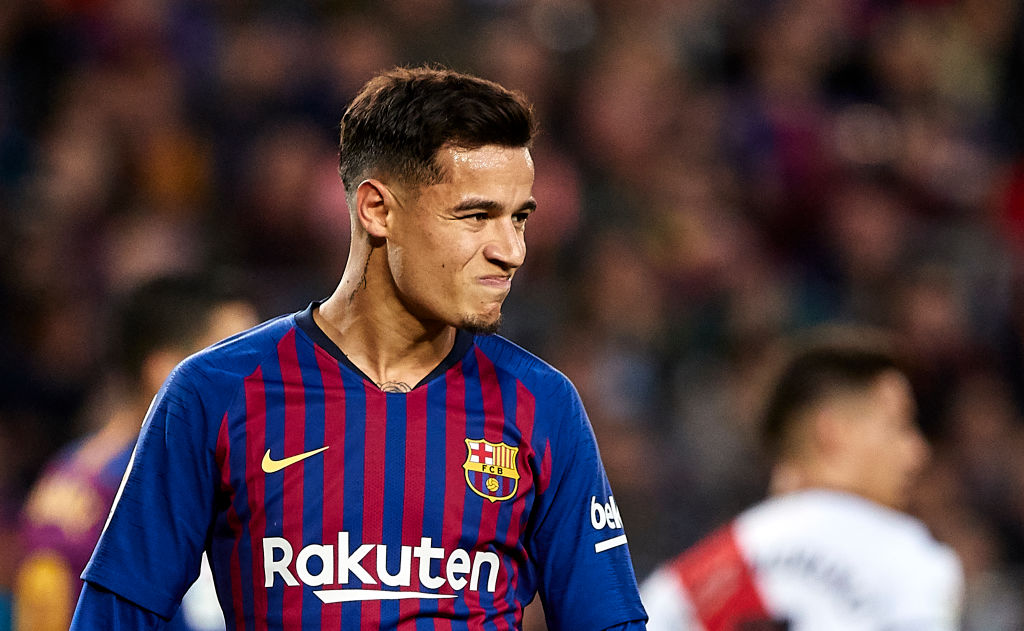 Liverpool officials euphoric when Barcelona agreed to £142m transfer fee for Philippe Coutinho