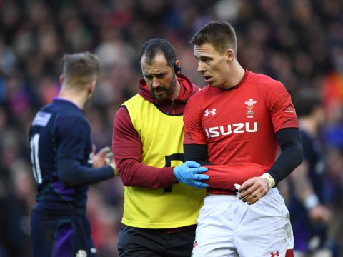 Robin McBryde offers Liam Williams injury update ahead of Six Nations finale