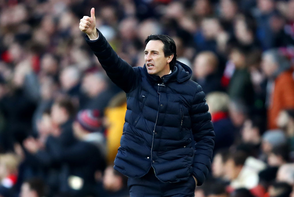 Carlo Ancelotti praises Arsenal boss Unai Emery as a 'fantastic' manager