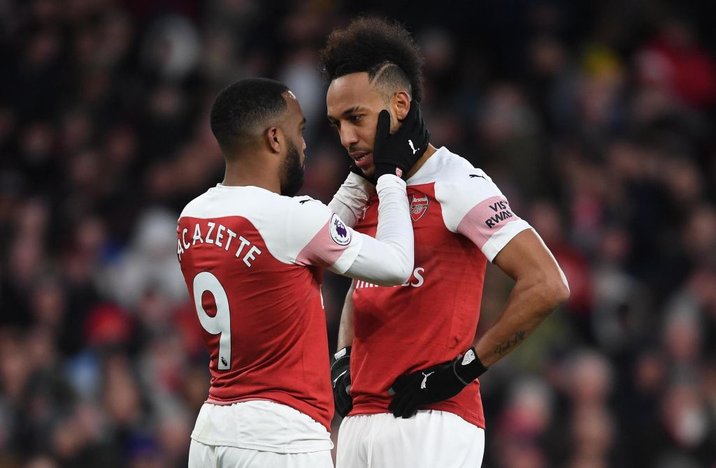 Unai Emery using tactic he deployed on Kylian Mbappe to get Alexandre Lacazette and Pierre-Emerick Aubameyang firing