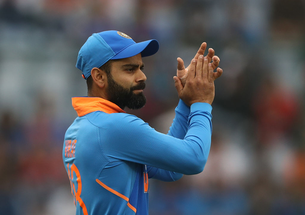 Virat Kohli speaks out after India's shock series defeat to Australia