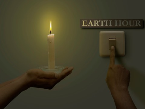 What time is Earth hour and how to take part?