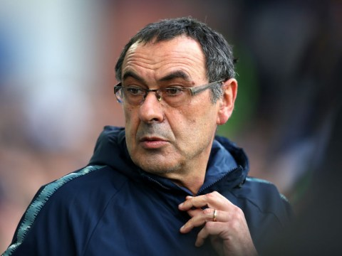 Maurizio Sarri admits three Chelsea players are 'tired' ahead of top-four battle