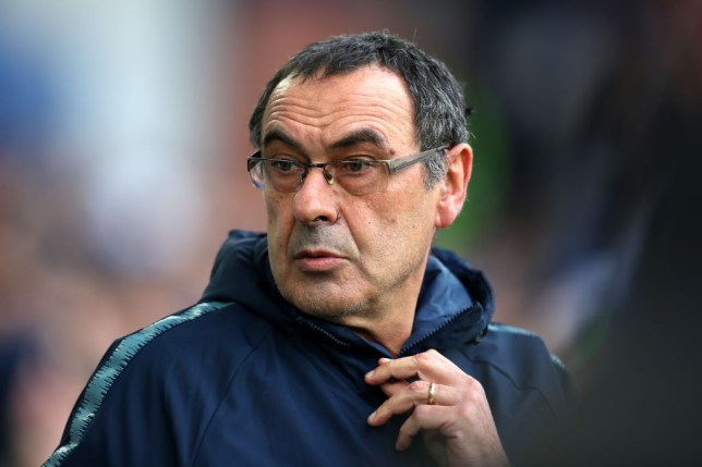 Maurizio Sarri has informed Chelsea of his desire to quit Stamford Bridge and move to Juventus