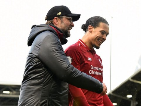 What Jurgen Klopp said to convince Virgil van Dijk to join Liverpool over Chelsea, Arsenal and Man City