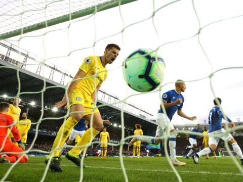 Cesar Azpilicueta questions Chelsea's mentality under Maurizio Sarri after Everton loss