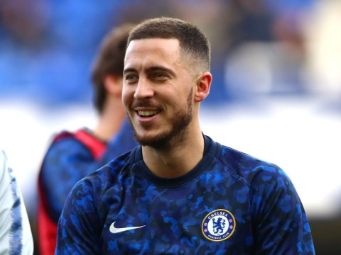 Real Madrid chief Florentino Perez openly makes joke about Eden Hazard transfer to Chelsea officials