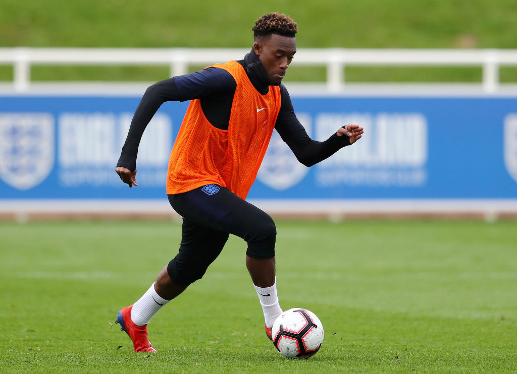 Harry Kane outlines Callum Hudson-Odoi's two major strengths after first England call-up
