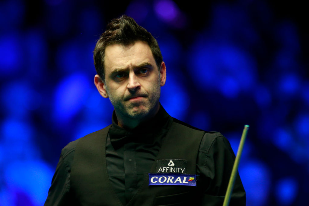 China Open could see Ronnie O'Sullivan's spell as world number one last just two weeks
