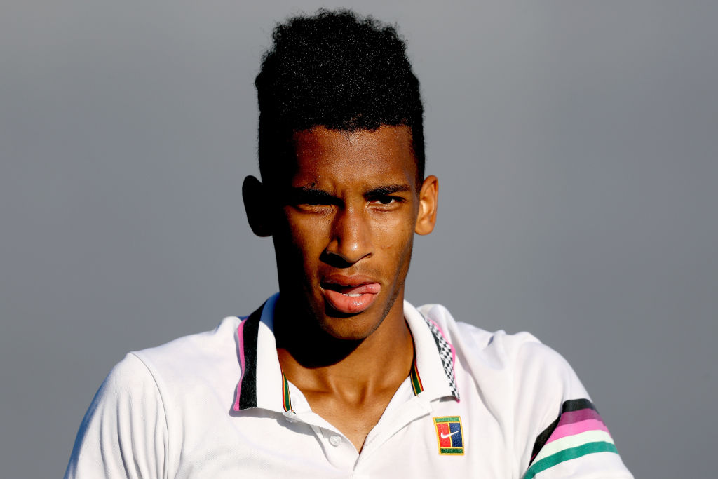 Felix Auger-Aliassime shares more than just a birthday with Roger Federer
