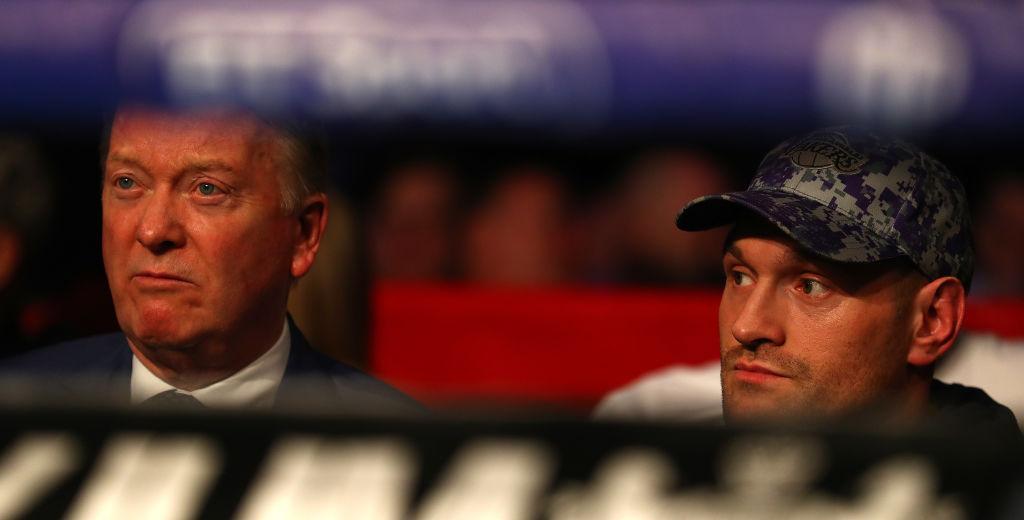 Tyson Fury believes Deontay Wilder rematch will happen after Tom Schwarz fight
