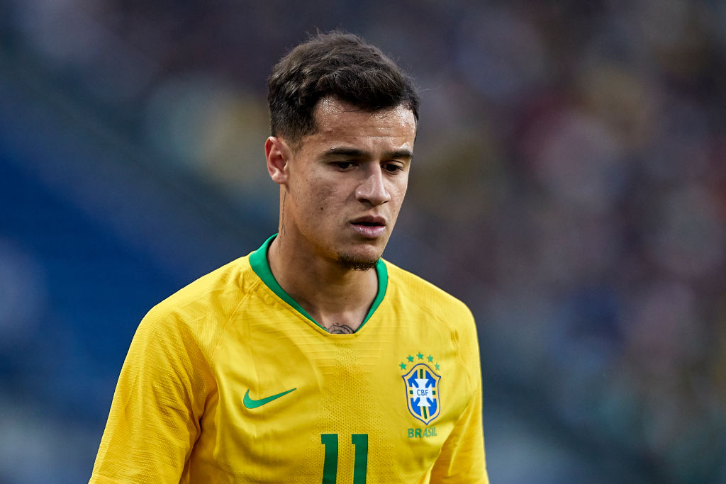 Philippe Coutinho offered to Manchester United and Chelsea for summer transfer