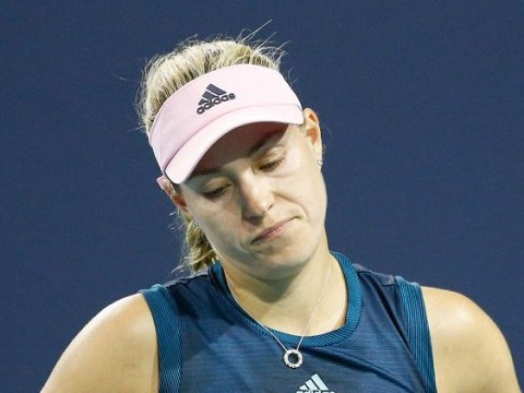 'Biggest drama queen ever' – Angelique Kerber takes swipe at Bianca Andreescu at the net after Miami loss