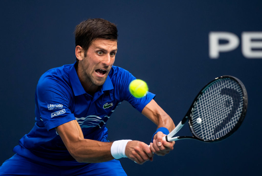 Is there cause for concern after Novak Djokovic's shock defeats in Sunshine Swing?