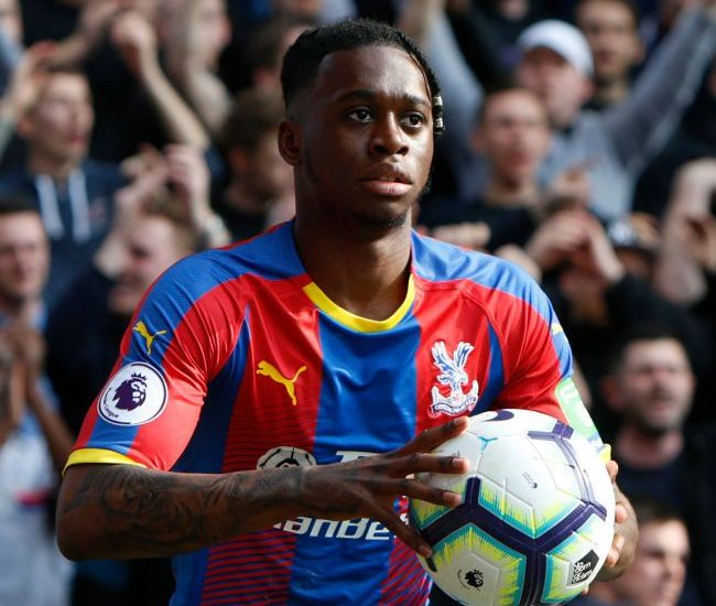 Manchester United are ready to bid for Aaron Wan-Bissaka