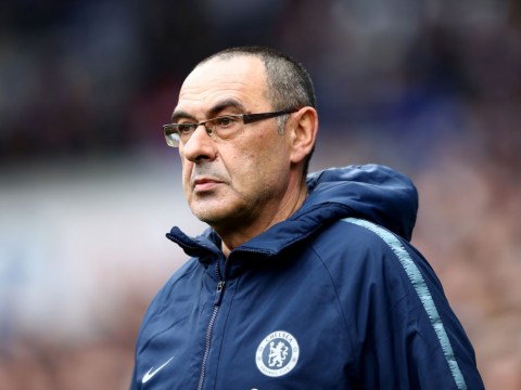 Chelsea fans turn on Maurizio Sarri during Cardiff game and chant 'f**k Sarri-ball'