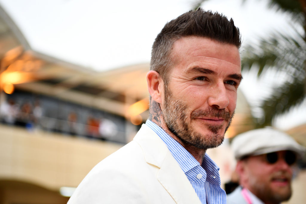 David Beckham reacts to Ole Gunnar Solskjaer's appointment as permanent Manchester United manager