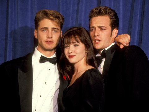 Sarah Michelle Gellar comforts Shannen Doherty in wake of Luke Perry's death