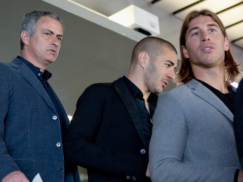 Jose Mourinho's Real Madrid return blocked by two key figures in dressing room