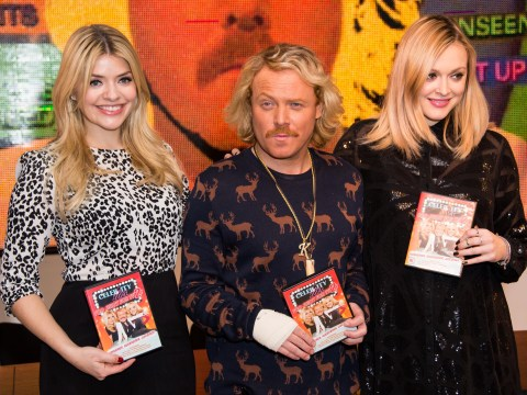 Keith Lemon 'panicked' Holly Willoughby would quit Celebrity Juice over Fearne Cotton exit
