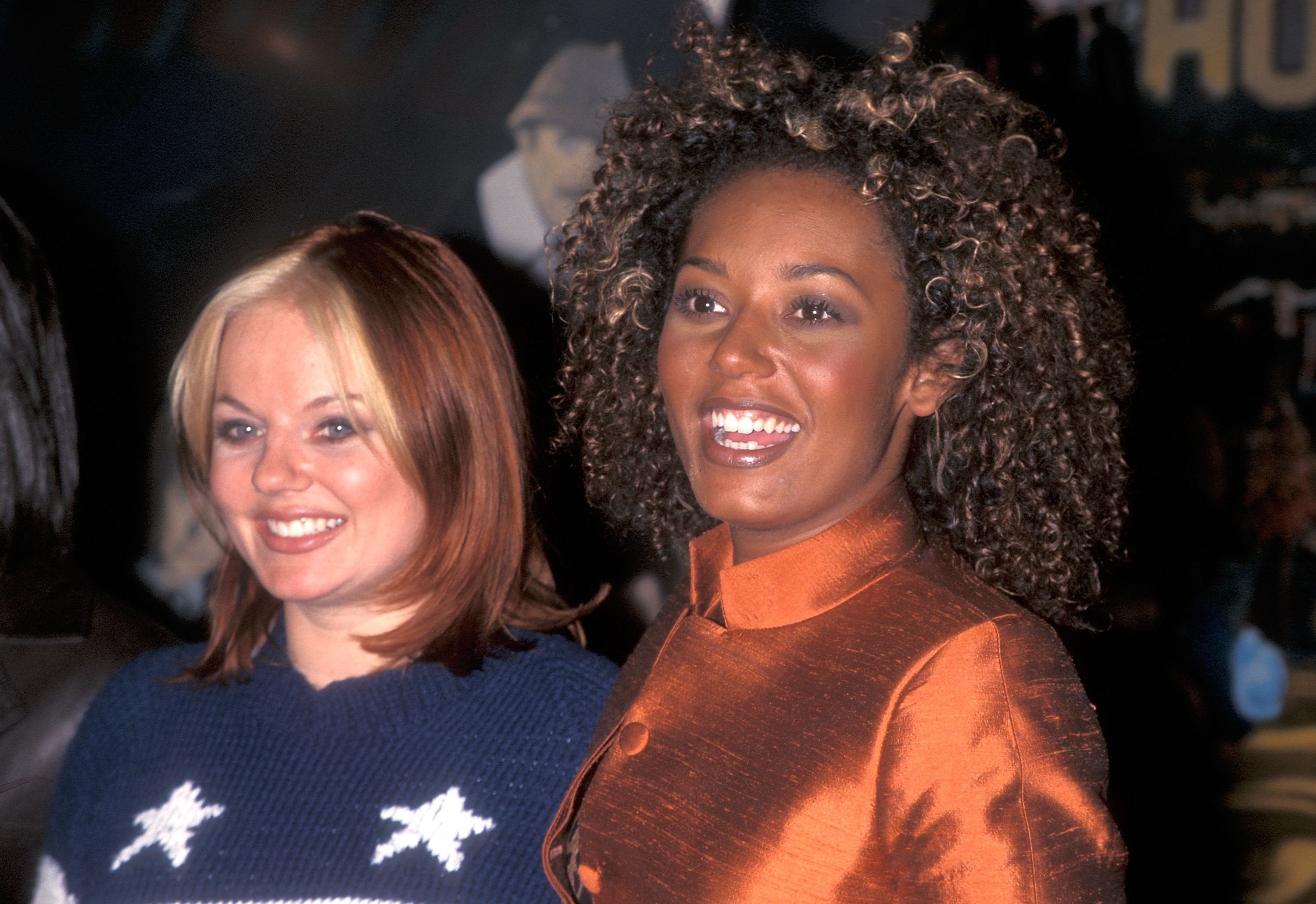 Mel B claims she and Geri Horner had sex at height of Spice Girls fame