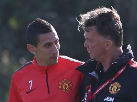Louis van Gaal slams Angel Di Maria and reveals his biggest 'problem' at Manchester United