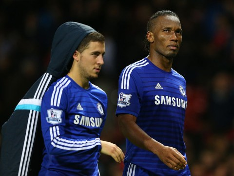 Didier Drogba compares Chelsea 'legend' Eden Hazard to Stamford Bridge hero Gianfranco Zola