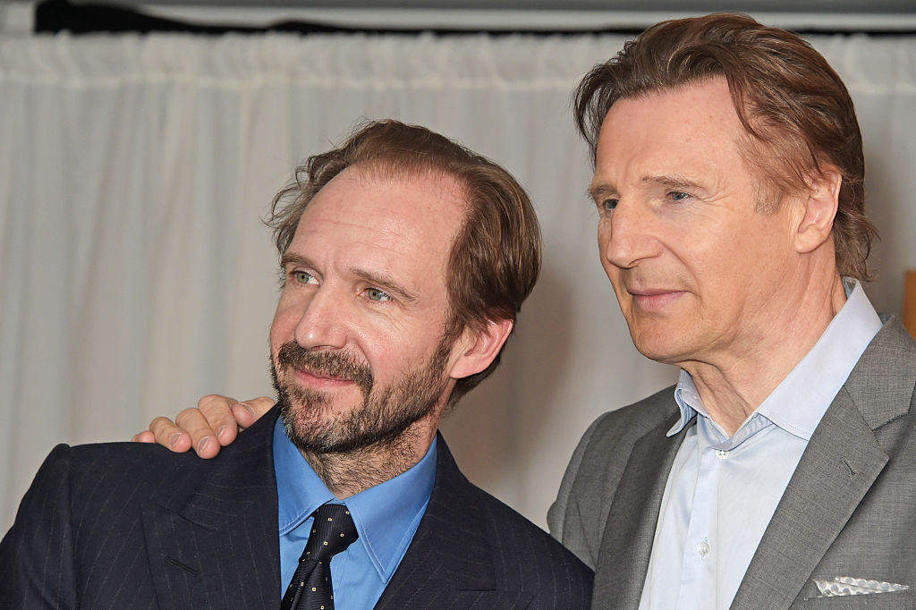Ralph Fiennes says political correctness is now 'totalitarianism' amid Liam Neeson's 'black b*****d' outrage