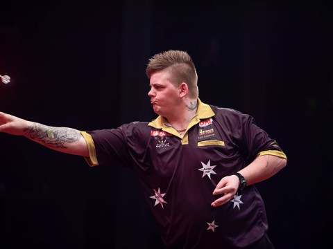 Corey Cadby is back on the PDC Pro Tour and aiming for a Premier League place