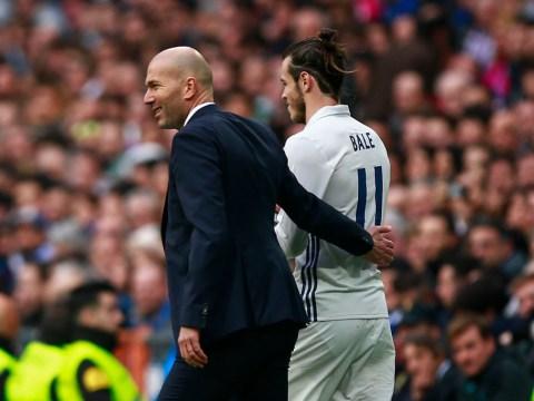 How Gareth Bale has reacted to Zinedine Zidane's Real Madrid return