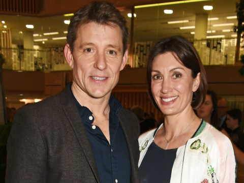 Ben Shephard celebrates '15 years of mostly wedded bliss' with wife Annie