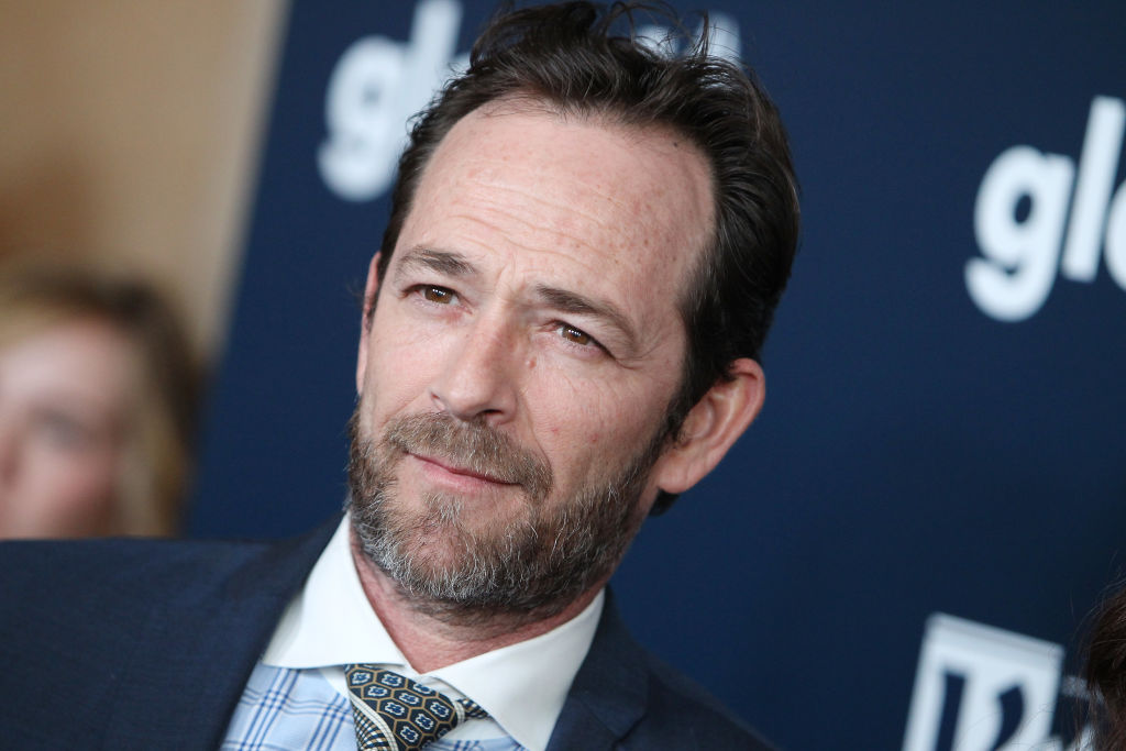 Luke Perry's son speaks out on father's death in heartbreaking tribute: 'He supported me in everything'