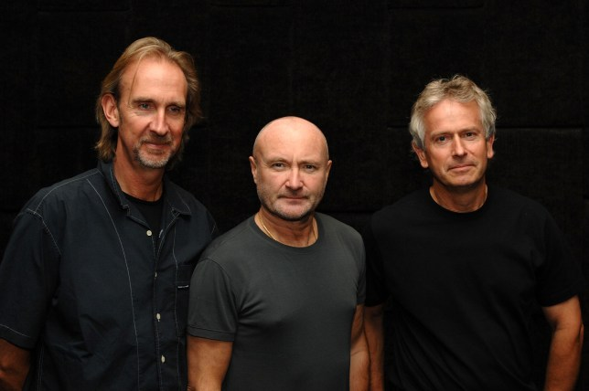 Potential Genesis reunion as Phil Collins is 'in good shape' | Metro