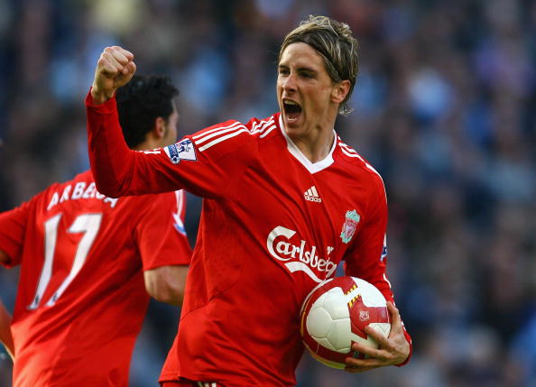 Fernando Torres sends message to Liverpool ahead of title run-in