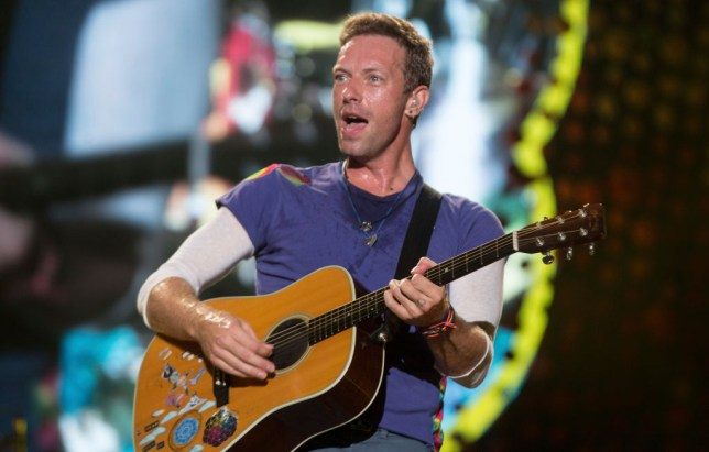 Chris Martin spotted with mystery woman after rumored Dakota Johnson split