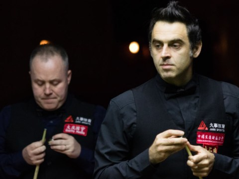 Ronnie O'Sullivan rates John Higgins above himself and the best he's ever played