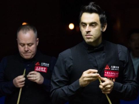 Ronnie O'Sullivan and John Higgins to equal world record in Players Championship quarter-final