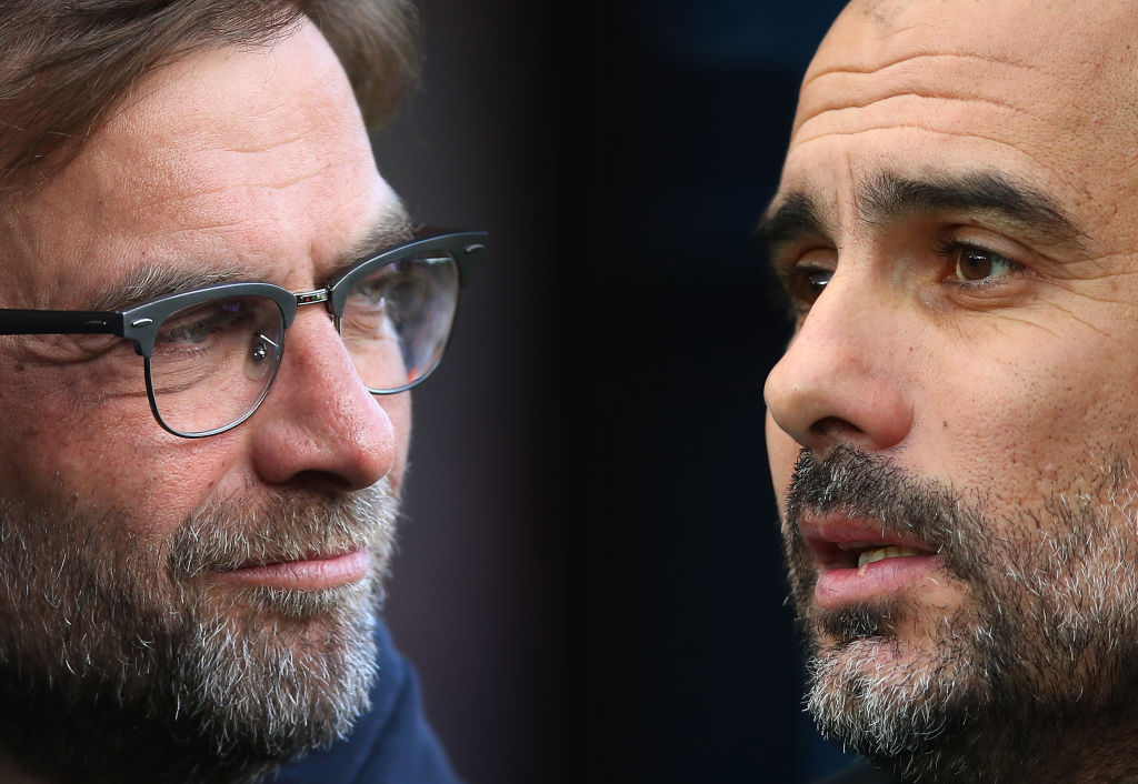 Liverpool? Man City? Jamie Redknapp predicts who will win the Premier League