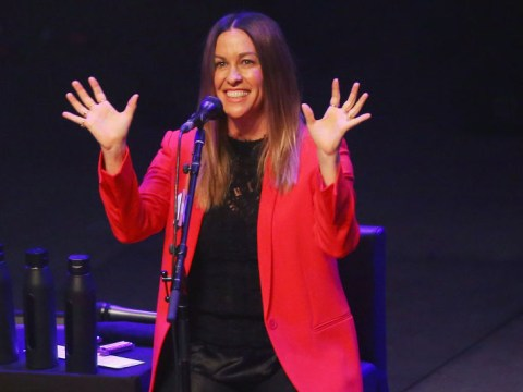 Alanis Morissette is making a comeback with new song Reasons I Drink and 25th anniversary tour