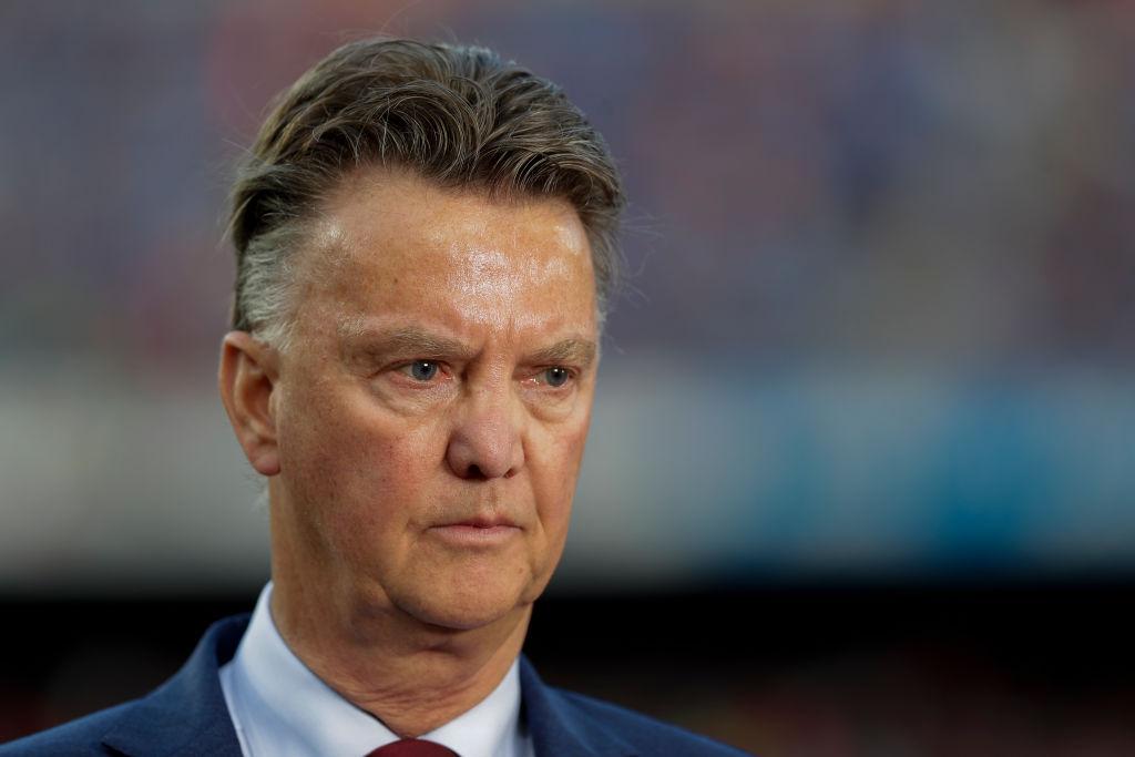 Gary Neville ridicules Louis van Gaal's Manchester United stint after Ole Gunnar Solskjaer criticism