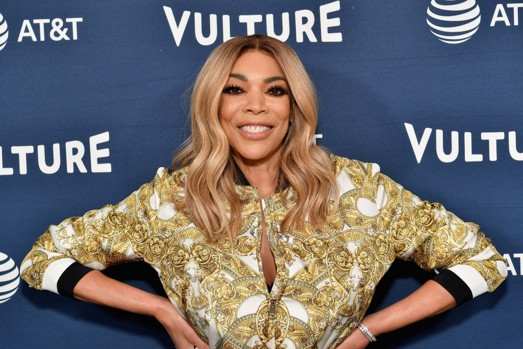 Wendy Williams says she is 'living proof' there is hope for addicts as she encourages substance abusers to ask for help