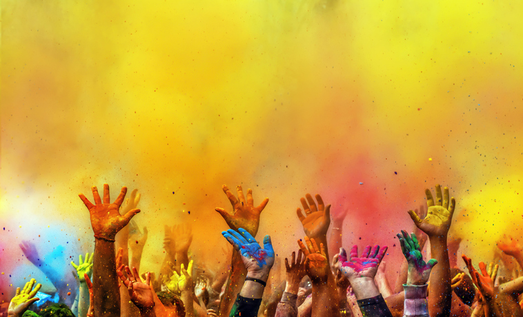Happy Holi! Wishes and messages to celebrate the festival