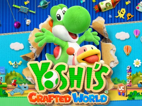 Yoshi's Crafted World review – handicraft hero
