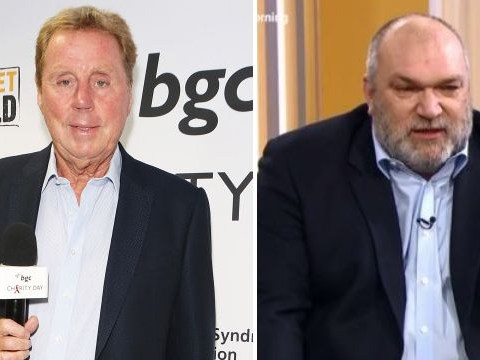 Neil 'Razor' Ruddock thanks Harry Redknapp for saving his life as doctors warned he could die any second