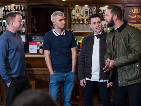 Like Hollyoaks' Ste, I was lured in by the far-right, but I was lucky to get out