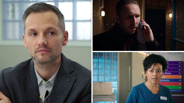 7 Holby City spoilers: Fletch desperately searches for his son